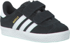 Zwarte ADIDAS Sneakers GAZELLE KIDS  - small