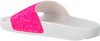 Roze THE WHITE BRAND Slippers GLITTER MATTE  - small