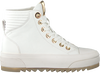 Witte MICHAEL KORS Hoge sneaker KEEGAN HIGH TOP  - small