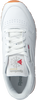 Witte REEBOK Sneakers CL LEATHER WMN - small