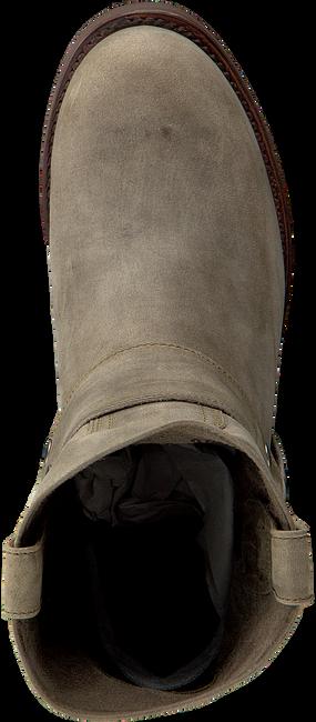 Beige SENDRA Cowboylaarzen 9077 RONDE LEEST  - large