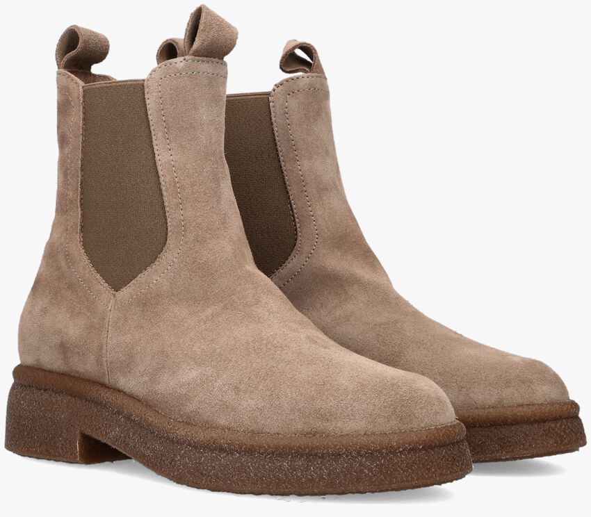 Beige OMODA Chelsea boots P21208  - larger