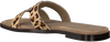 Beige TORAL Slippers 11074  - small