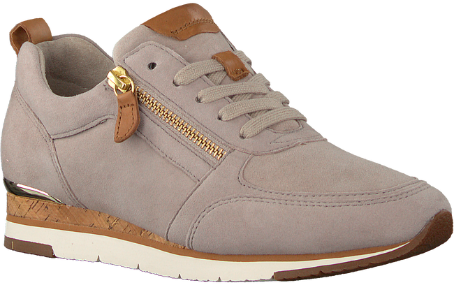 Taupe GABOR Lage sneakers 431  - large
