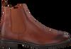 Cognac GOOSECRAFT Chelsea boots CHET CHELSEA  - small