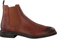 Cognac GOOSECRAFT Chelsea boots CHET CHELSEA  - medium