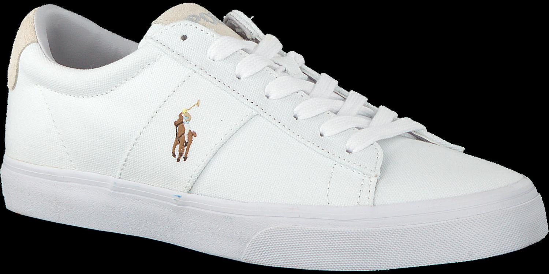 d9d78a0d906 Witte POLO RALPH LAUREN Sneakers SAYER SNEAKERS VULC - large. Next