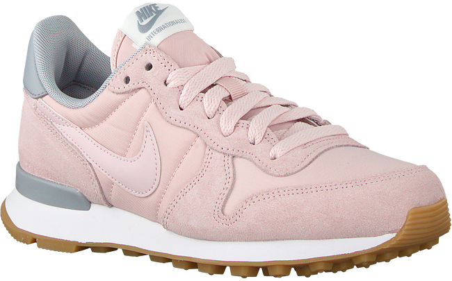 Roze NIKE Sneakers INTERNATIONALIST WMNS - large