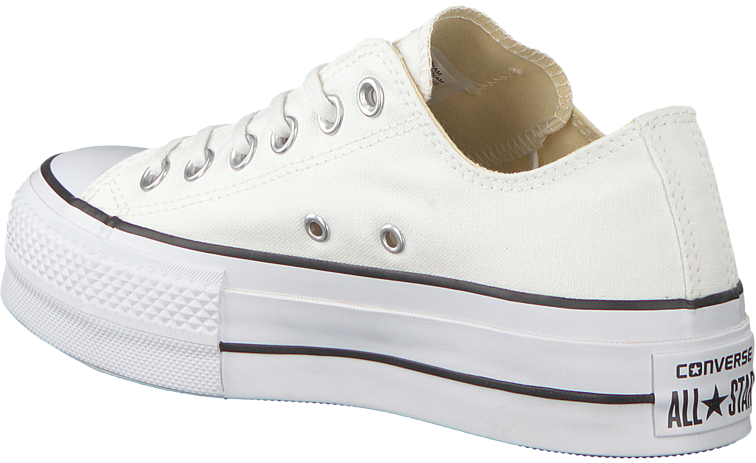 Witte CONVERSE Sneakers CHUCK TAYLOR ALL STAR LIFT | Omoda