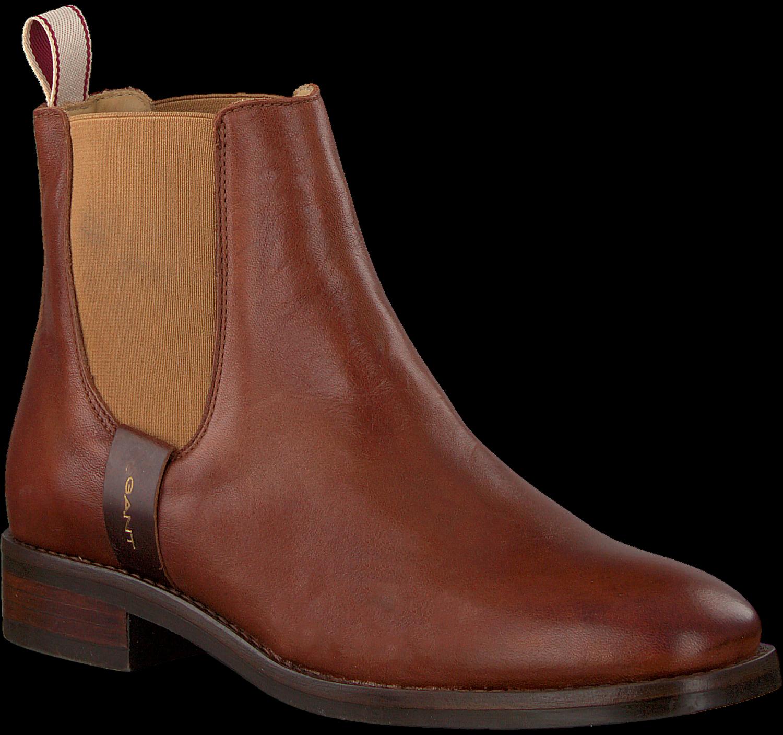 Cognac Gant Chelsea Boots Fay