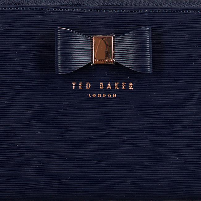 Blauwe TED BAKER Portemonnee PEONY - large