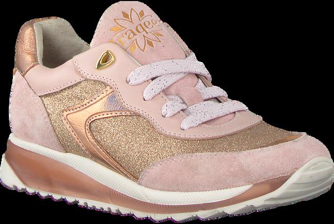Roze BRAQEEZ Sneakers VICKY VIVA  - large