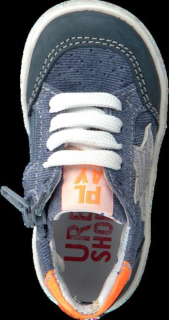 Blauwe SHOESME Sneakers UR9S043 - large