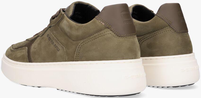 Groene G-STAR RAW Lage sneakers LASH NUB M  - larger