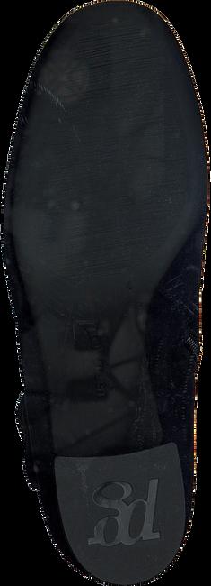 Blauwe PAUL GREEN Enkellaarsjes 9075  - large