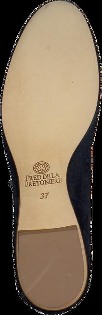 Blauwe FRED DE LA BRETONIERE Instappers 120010037  - large