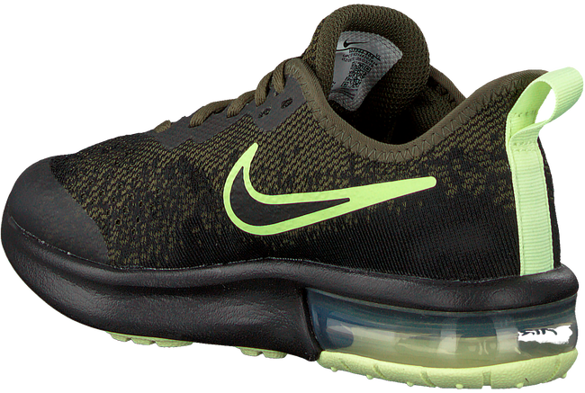 Groene NIKE Sneakers AIR MAX SEQUENT 4  - large