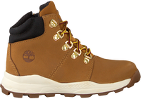 Camel TIMBERLAND Veterboots BROOKLYN HIKER KIDS  - medium