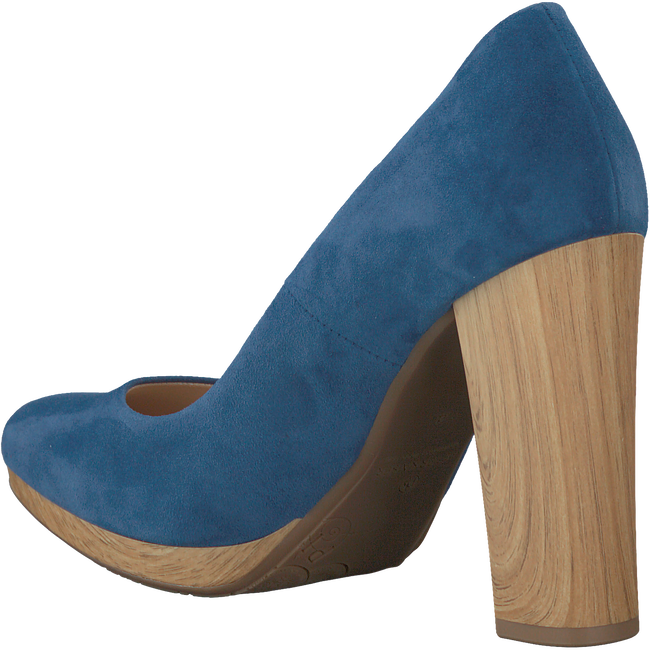 Blauwe PETER KAISER Pumps USCHI  - large