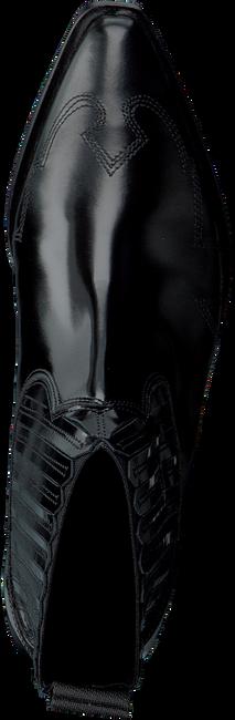 Zwarte NUBIKK Enkellaarsjes HOLLY CARO  - large