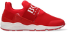 Rode BOSS KIDS Lage sneakers BASKETS  - small