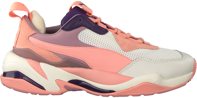 Roze PUMA Sneakers THUNDER SPECTRA  - large