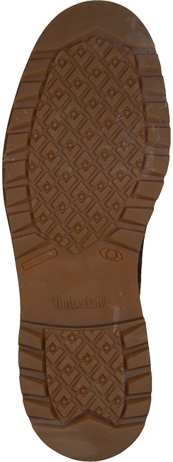 Bruine TIMBERLAND Enkelboots LARCHMONT WP CHUKKA MED  - large