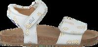 Witte CLIC! Sandalen CL GRASSFLAMINGO - medium