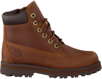 Cognac TIMBERLAND Veterboots COURMA KID TRADITIONAL 6 INCH  - medium