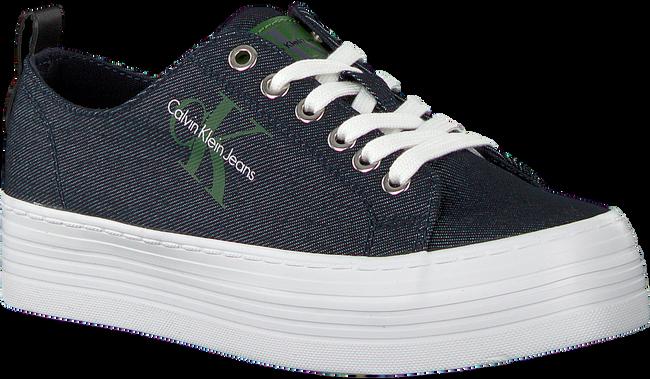 Blauwe CALVIN KLEIN Sneakers ZOLAH - large