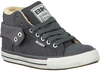 Grijze BRITISH KNIGHTS Sneakers ROCO - small