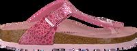 Roze BIRKENSTOCK PAPILLIO Slippers GIZEH KIDS  - medium