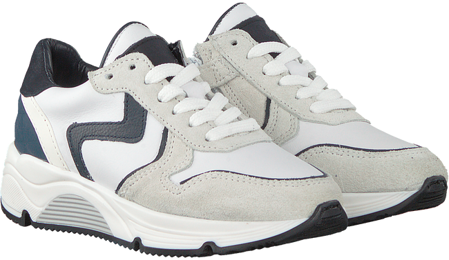 Witte HIP Lage sneakers H1220  - large