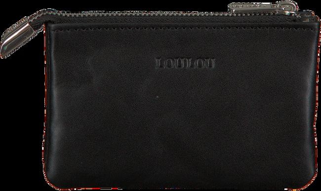 Zwarte LOULOU ESSENTIELS Portemonnee 05SEST - large