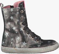 Zilveren SHOESME Lange laarzen UR7W023  - medium
