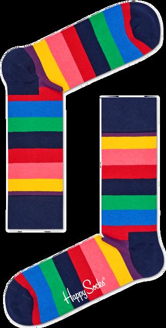 Multi HAPPY SOCKS Sokken STRIPE SOCK - large