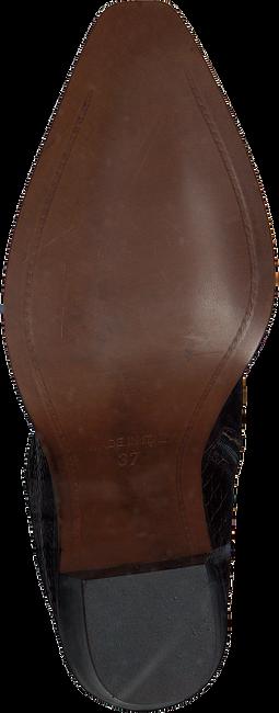 Bruine NOTRE-V Enkellaarsjes AH22  - large