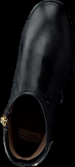 Zwarte FRED DE LA BRETONIERE Enkellaarsjes 183010107  - large