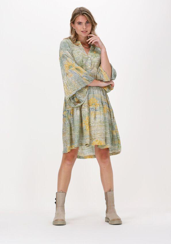 Multi SISSEL EDELBO Mini jurk PALOMA SHORT DRESS - larger