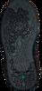 Zwarte TIMBERLAND Sneakers DAVIS SQUARE 6 KIDS - small