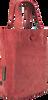 Roze FRED DE LA BRETONIERE Schoudertas 282010008  - small