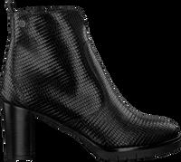 Zwarte NOTRE-V Enkellaarsjes 01-394  - medium
