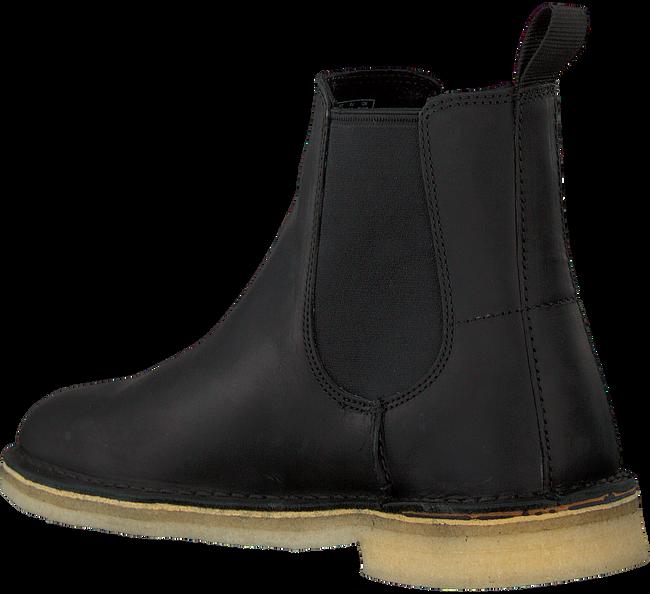 Zwarte CLARKS Chelsea boots 26138268 DESSERT PEAK - large