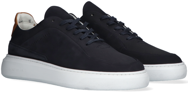 Blauwe CYCLEUR DE LUXE Lage sneakers GREENLAND  - large