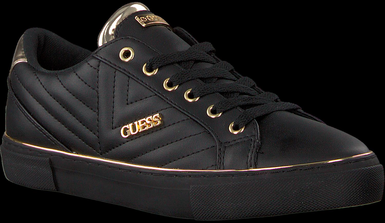 Zwarte GUESS Sneakers GROOVIE Omoda.nl