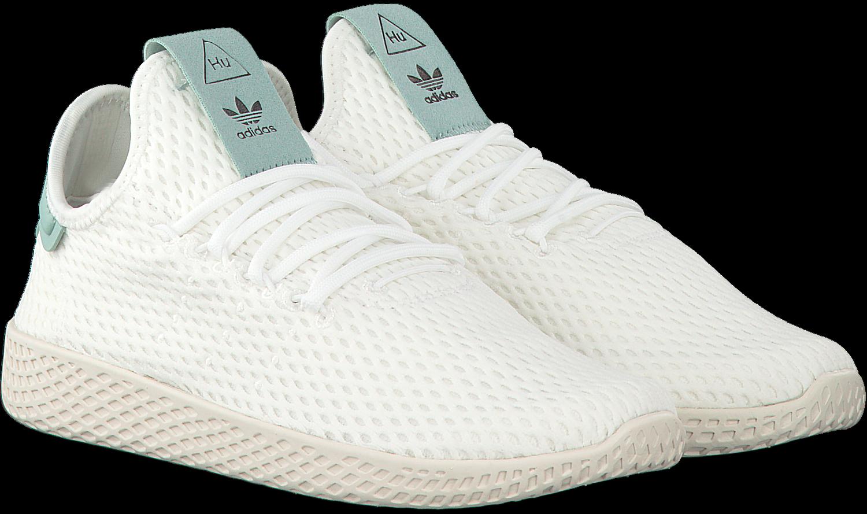 Witte ADIDAS Sneakers PW TENNIS HU DAMES | Omoda