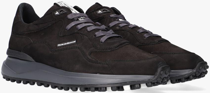 Zwarte FLORIS VAN BOMMEL Lage sneakers 16339  - larger