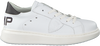 Witte PHILIPPE MODEL Sneakers GRANVILLE PMP VEAU  - small