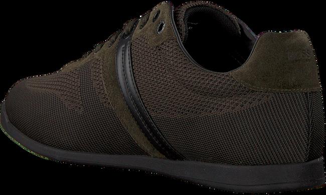 Groene BOSS Sneakers GLAZE LOWP KNIT2 - large