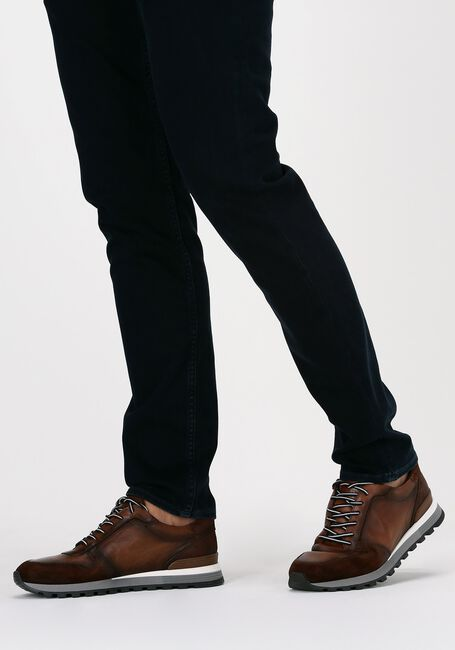 Bruine GIORGIO Lage sneakers 87524  - large